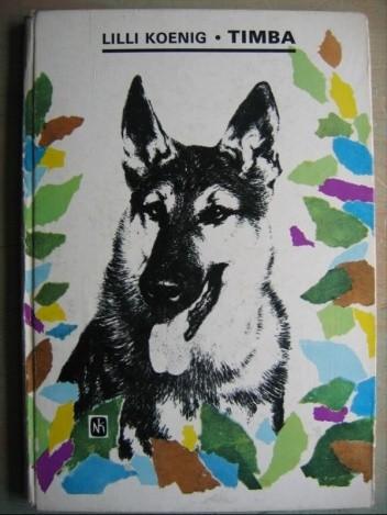 Okładka książki Timba: historia o psie