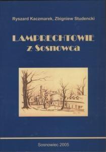 Okładka książki Lamprechtowie z Sosnowca