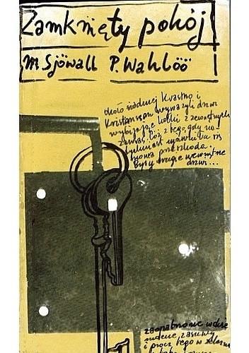 Okładka książki Zamknięty pokój