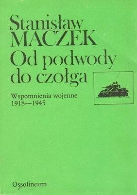 Okładka książki Od podwody do czołga