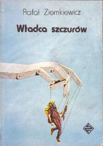 Okładka książki Władca szczurów
