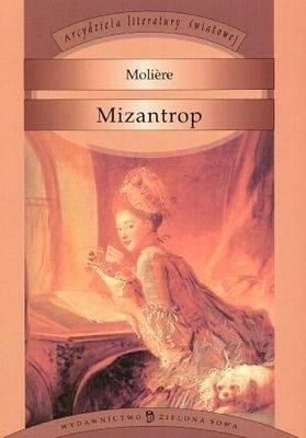 Okładka książki Mizantrop