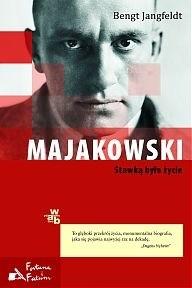 Okładka książki Majakowski. Stawką było życie