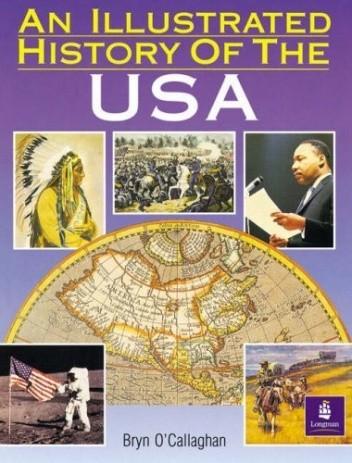 Okładka książki An Illustrated History of the USA