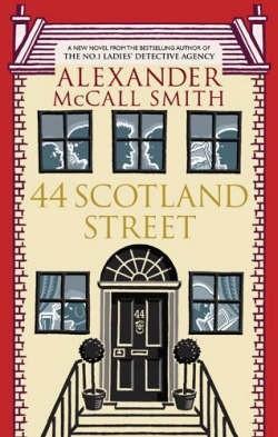 Okładka książki 44 Scotland Street