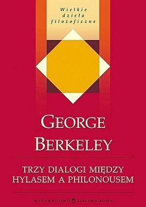 Okładka książki Trzy dialogi między Hylasem a Philonousem