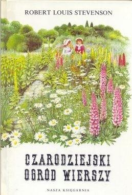 Okładka książki Czarodziejski ogród wierszy