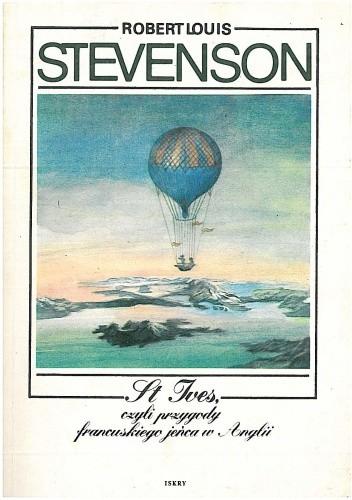 Okładka książki St Ives, czyli przygody francuskiego jeńca w Anglii