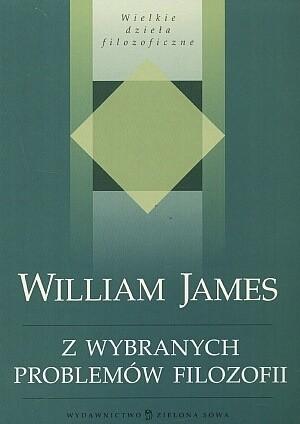 Okładka książki Z wybranych problemów filozofii
