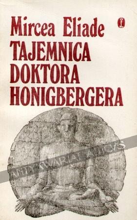 Okładka książki Tajemnica doktora Honigbergera