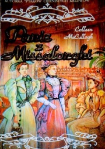 Okładka książki Panie z Missalonghi