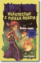 Okładka książki Żabia zupa