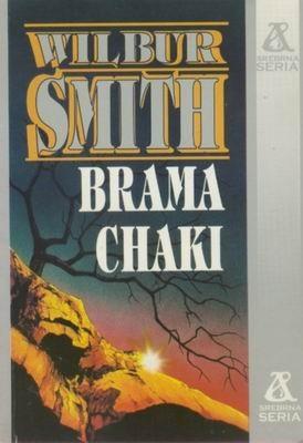 Okładka książki Brama Chaki