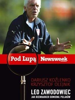 Okładka książki Leo zawodowiec. Jak Beenhakker odmienił Polaków