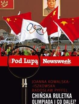 Okładka książki Chińska ruletka. Olimpiada i co dalej?