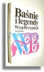 Okładka książki Baśnie i legendy Wysp Brytyjskich