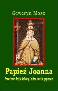 Okładka książki Papież Joanna