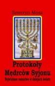 Okładka książki Protokoły Mędrców Syjonu. Największe oszustwo w dziejach świata