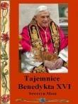 Okładka książki Tajemnice Benedykta XVI