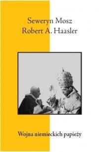 Okładka książki Wojna niemieckich papieży