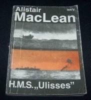 Okładka książki H.M.S. Ulisses