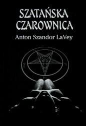 Okładka książki Szatańska Czarownica