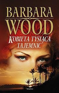 Okładka książki Kobieta tysiąca tajemnic