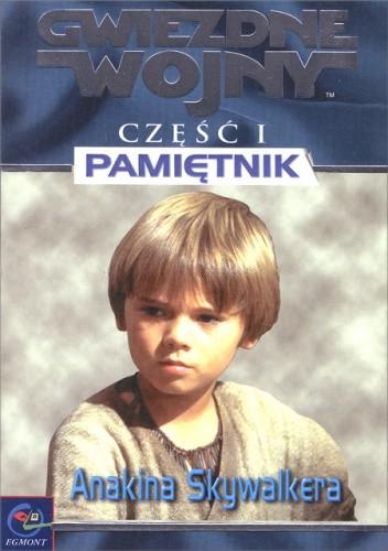 Okładka książki Pamiętnik Anakina Skywalkera