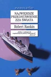 Okładka książki Największe przedstawienie zza świata