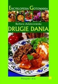 Okładka książki Encyklopedia Gotowania. Drugie dania