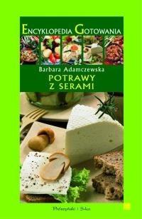 Okładka książki Encyklopedia Gotowania. Potrawy z serami