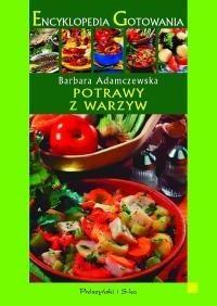 Okładka książki Encyklopedia Gotowania. Potrawy z warzyw