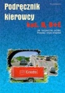 Okładka książki Podręcznik kierowcy kat. B, B+E