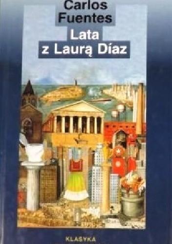 Okładka książki Lata z Laurą Diaz