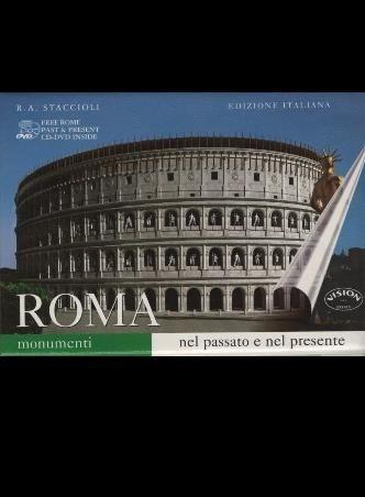 Okładka książki Roma antica