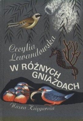 Okładka książki W różnych gniazdach