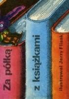 Za półką z książkami