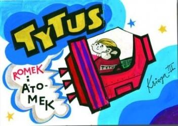 Okładka książki Tytus, Romek i A'Tomek. Księga III. Tytus kosmonautą