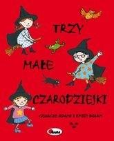 Okładka książki Trzy małe czarodziejki