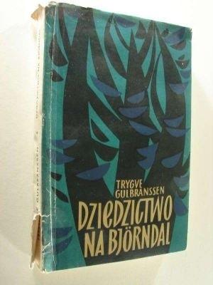 Okładka książki Dziedzictwo na Björndal