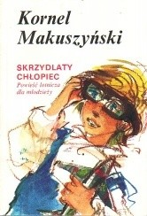 Okładka książki Skrzydlaty chłopiec