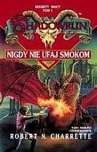 Okładka książki Nigdy nie ufaj smokom