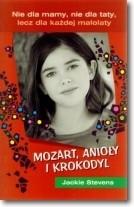Okładka książki Mozart, anioły i krokodyl