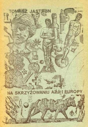 Okładka książki Na skrzyżowaniu Azji i Europy