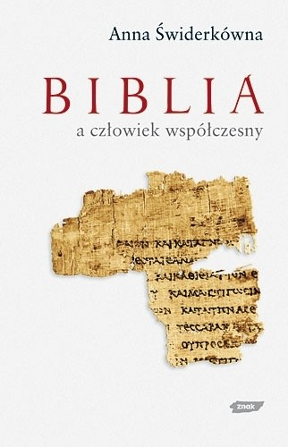 Okładka książki Biblia a człowiek współczesny