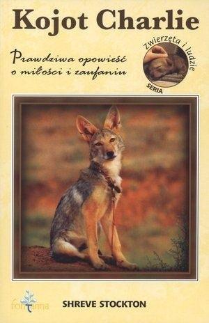 Okładka książki Kojot Charlie