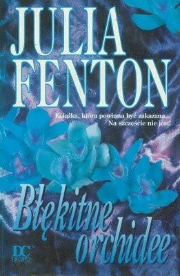 Okładka książki Błękitne orchidee
