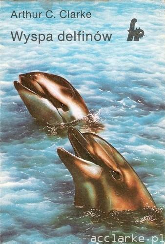 Okładka książki Wyspa delfinów