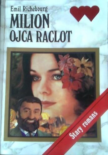 Okładka książki Milion ojca Raclot