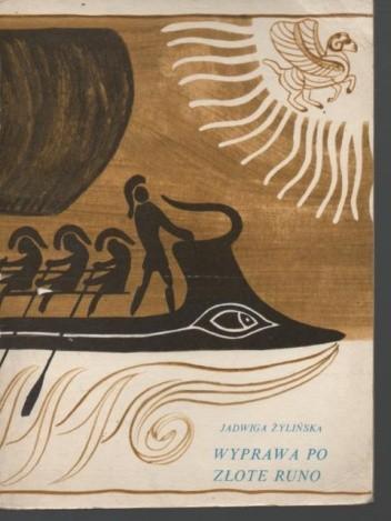Okładka książki Wyprawa po złote runo
